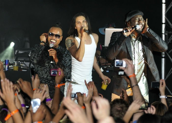 image for artist Black Eyed Peas