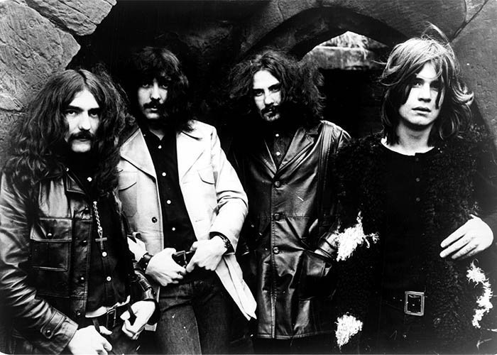 image for artist Black Sabbath