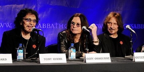 image for article Black Sabbath Announce 2013 European Tour Dates