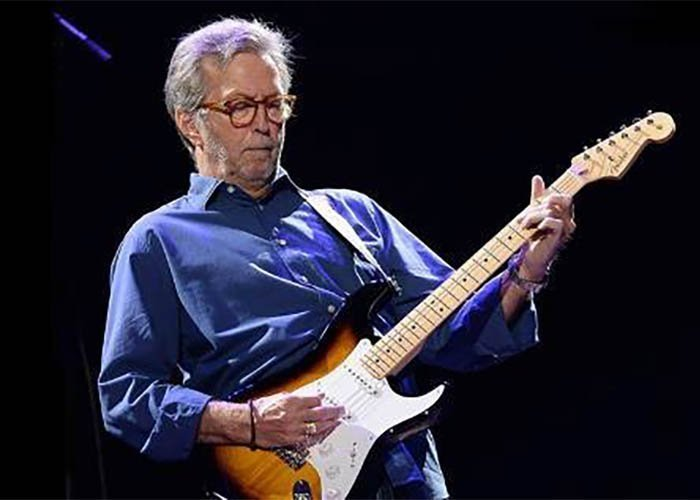 image for event Eric Clapton, Gary Clark Jr., and Jimmie Vaughan