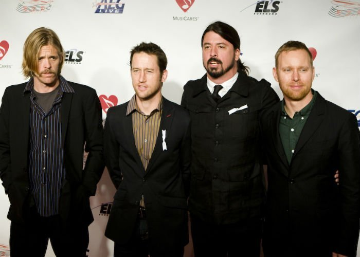 image for event Foo Fighters