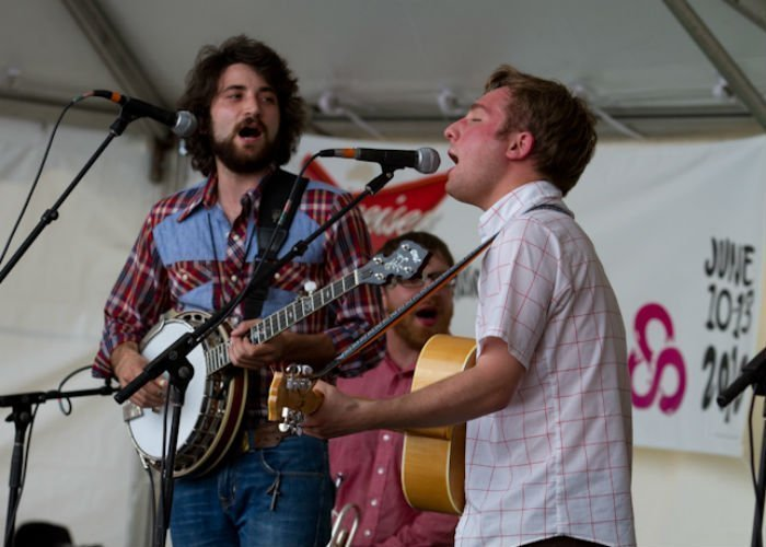 image for event Frontier Ruckus and Whiskey Folk Ramblers