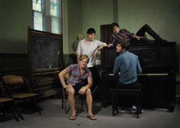 Grizzly Bear Music Band Official Photo