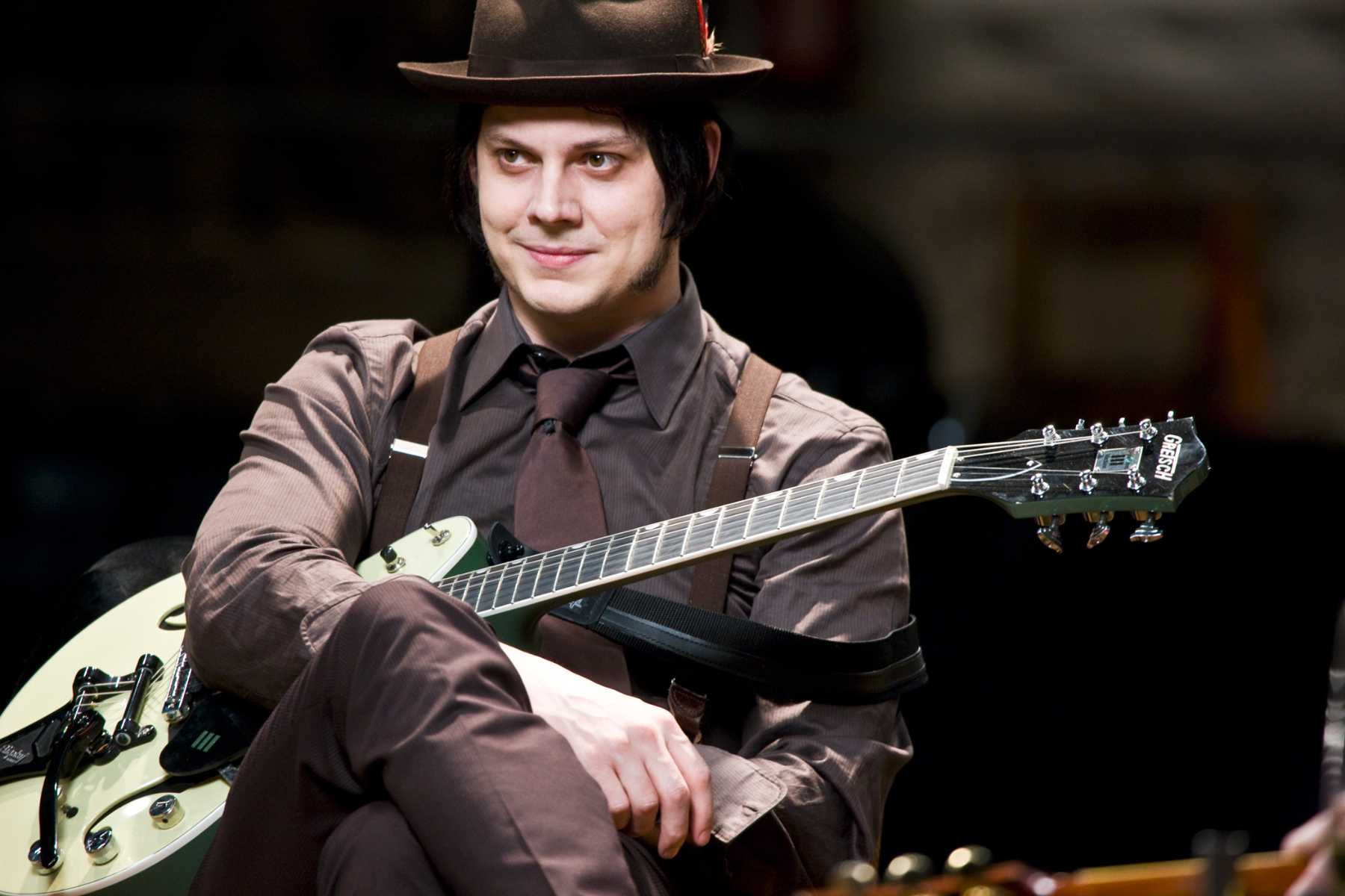Jack White Official Photo