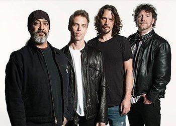 Soundgarden Official Photo