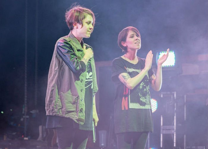 image for artist Tegan and Sara