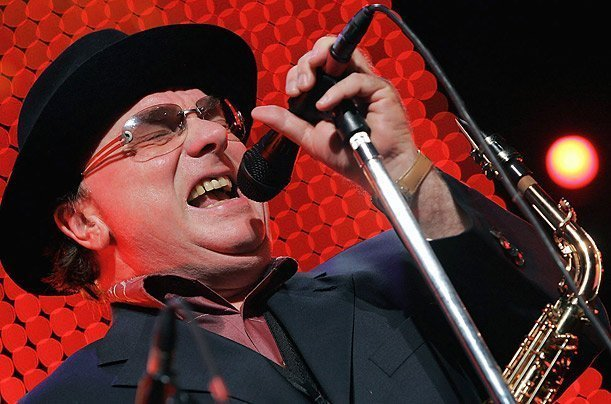 Van Morrison Official Photo