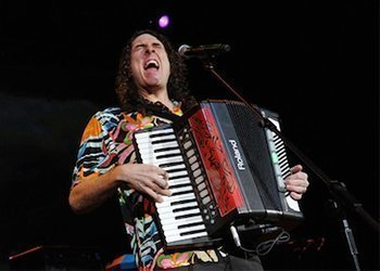 Weird Al Official Photo