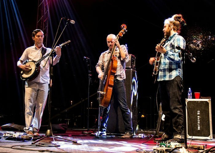 image for artist Yonder Mountain String Band