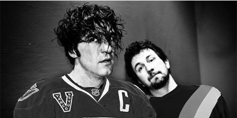 image for article Vancouver Canucks Use Japandroids For Intro Song