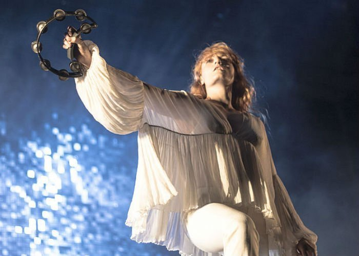 image for artist Florence + The Machine