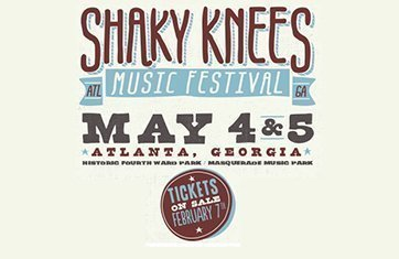 image for article New Shaky Knees Music Festival in Atlanta Announces Headliners