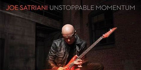 image for article Joe Satriani New Album Details