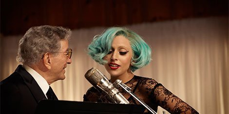 image for article Lady Gaga and Tony Bennet To Make Full Jazz Album