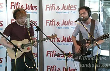 "image for article ""No Diggity and Thrift Shop"" Ed Sheeran & Passenger [Youtube Video]"