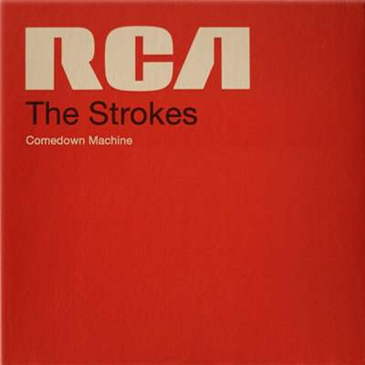 The-Strokes-Comedown-Machine-Album-Stream