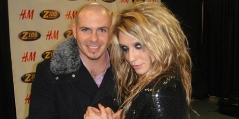 image for article Ke$ha and Pitbull Announce 2013 Summer Tour in USA and Canada
