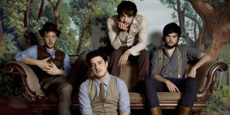 image for article Mumford & Sons Announce 2013 Summer Stampede Tour & Ticket Sales