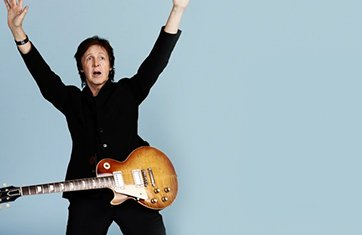 "image for article Paul McCartney Announces 2013 ""Out There!"" World Tour and New Album"