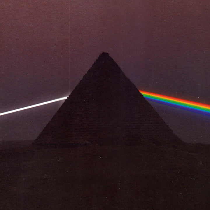 image for article Pink Floyd Celebrate 40 Years Of Dark Side Of The Moon With Special Cover Art Variations