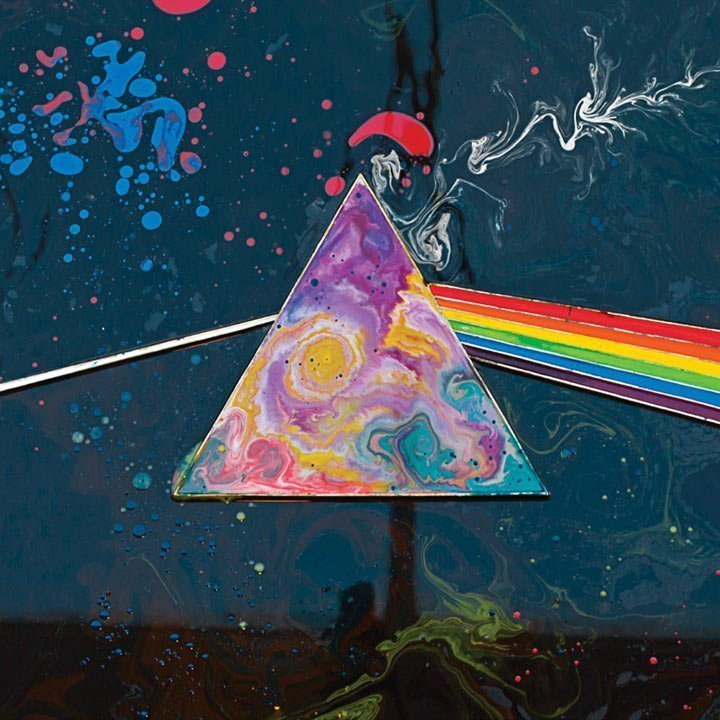 Pink Floyd Albums Art : pink floyd dark side of the moon 40th anniversary cover art zumic ~ Russianpoet.info Haus und Dekorationen