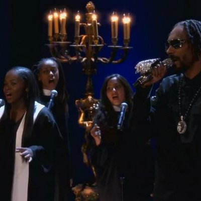 "image for article ""No Guns Allowed"" - Snoop Lion [Conan]"