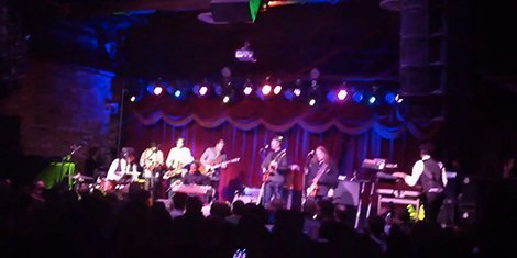 "image for article ""The Sky Is Crying"" Soulive ft Warren Haynes, Derek Trucks, Robert Randolph [Youtube Video]"