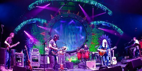 image for article The String Cheese Incident Summer Tour + News on New Album