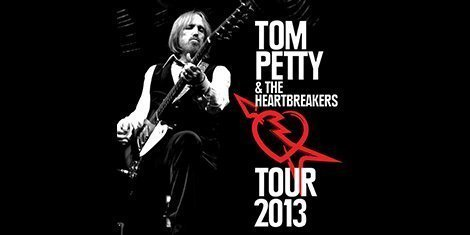 image for article Tom Petty 2013 Tour Dates Announced