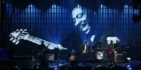 2013-rock-and-roll-hall-of-fame-albert-king-john-mayer-gary-clark-jr