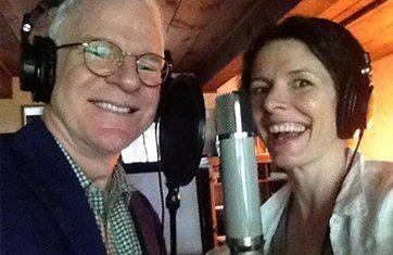 image for article Steve Martin And Edie Brickell On WNYC Soundcheck [Live Performance and Interview Audio]