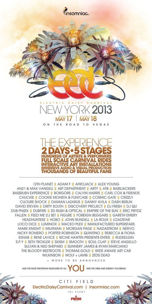 electric-daisy-carnival-edc-new-york-2013-performers-lineup-poster