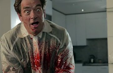 image for article Watch: American Psycho Redux With Huey Lewis And Weird Al