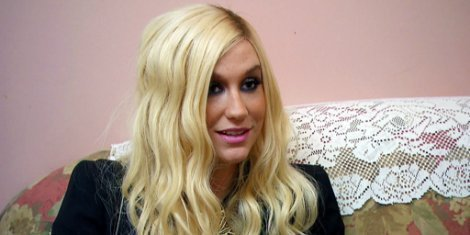 image for article Ke$ha Sits Down With Vinny Gaudagnino