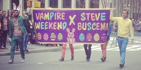 steve-buscemi-vampire-weekend-easter-day-parade-nyc
