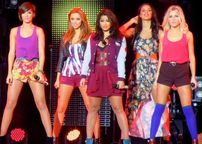 image for artist The Saturdays