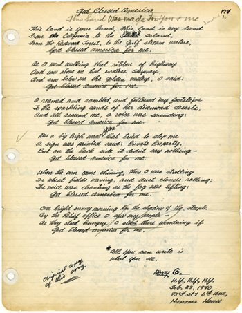 this-land-is-your-land-handwritten-lyrics-woody-guthrie