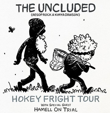 uncluded-kimya-dawson-aesop-rock-2013-tour-hamell-on-trial-poster