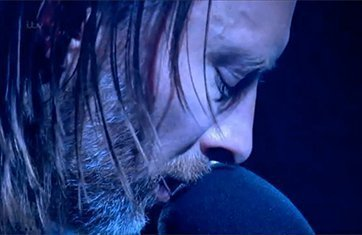 "image for article ""Ingenue"" - Thom Yorke [Jonathan Ross Show YouTube Video]"