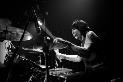 Marky Ramone Santos Party House 2013
