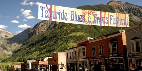 image for article Telluride Blues and Brews Festival Lineup Announced