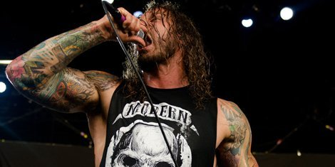 image for article As I Lay Dying Frontman Arrested In Murder For Hire Plot