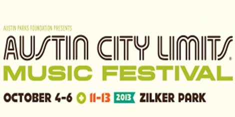 image for article Austin City Limits Festival Announces 2013 Lineup