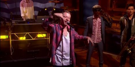"image for article ""Same Love"" - Macklemore & Ryan Lewis [Colbert Report Live Performance]"