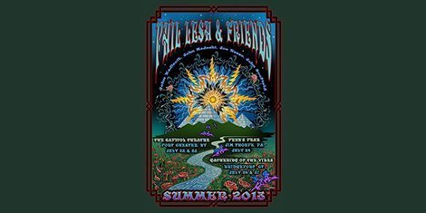 image for article Phil Lesh & Friends Announce 2013 Summer Tour Dates