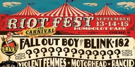 image for article Riot Fest Announces 2013 Lineup
