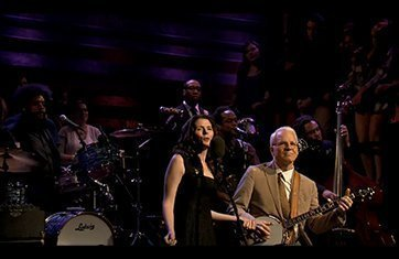 image for article Steve Martin and Edie Brickell on Late Night With Jimmy Fallon [Video]