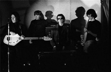 The velvet underground and nico on parallel sounds 1/6/2017.