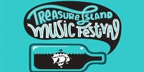 image for article Treasure Island Music Festival Announces 2013 Lineup