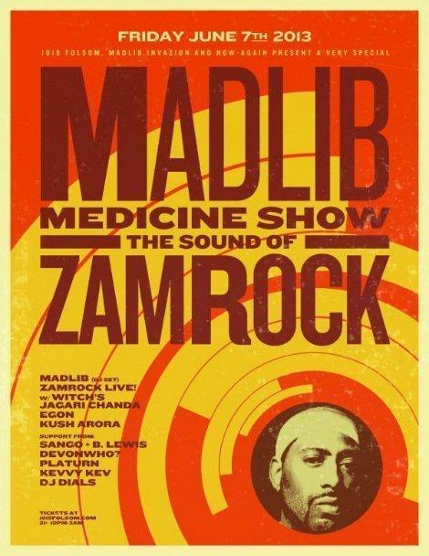 zamrock-madlib